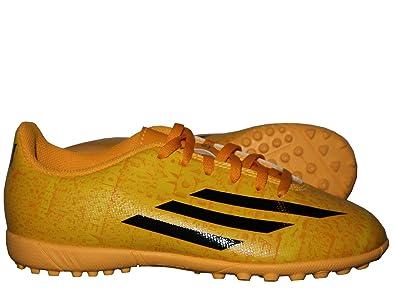 adidas Boy s F5 Tf J (Messi) Solar Gold 34da2b1192