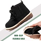 Antheron Baby Kids Boots - Boys Girls Rubber Sole