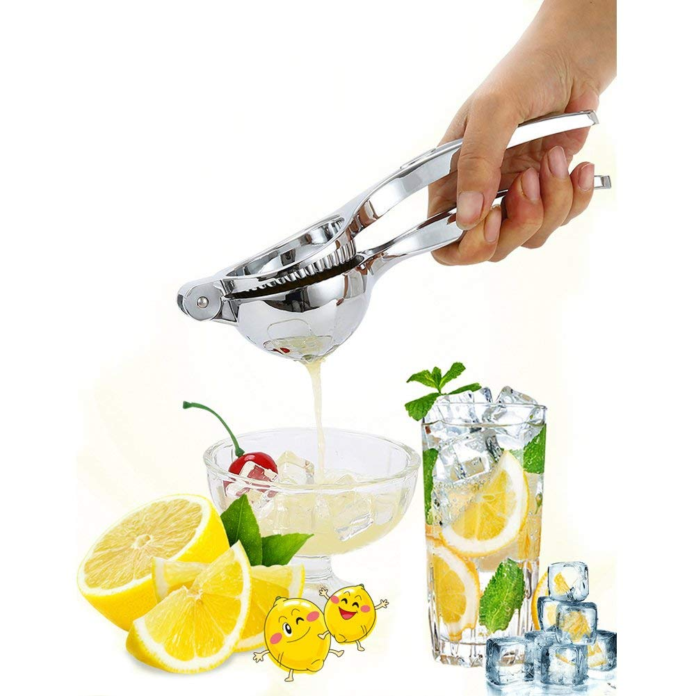 Billlisa Lemon Squeezer - Lemon Lime Manual Juicer Citrus Press Hand
