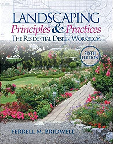 Landscaping Principles And Practices Jack E Ingels Ferrell M