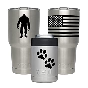 Amazoncom Vinyl Stickers For Yeti Tumbler OZ Lowball - Vinyl stickers for cups