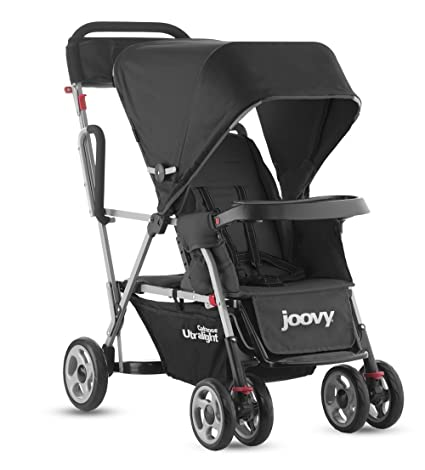 Joovy Caboose Ultralight Stroller, Black by Joovy