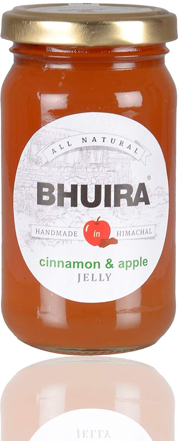 Bhuira Apple & Cinnamon Jelly, 240grams