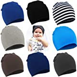 216dc157fef YJWAN Toddler Infant Baby Beanie Soft Cute Cotton Unisex Lovely Boy Girl  Knit Cap Hat