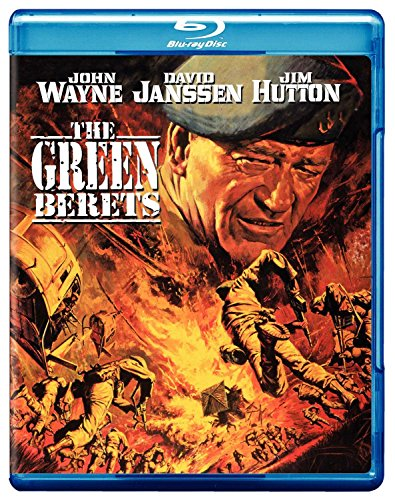 Celebrity Beret - The Green Berets [BLU-RAY]