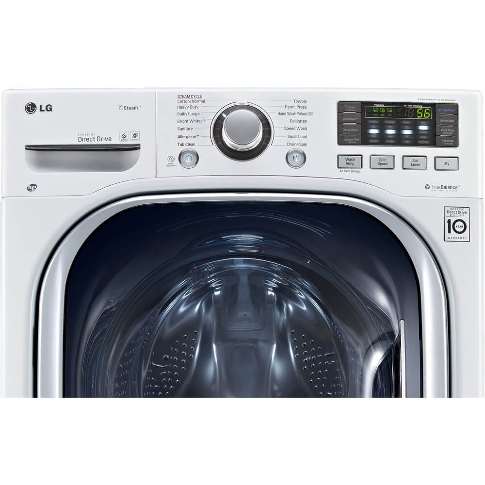 Lg all in one washer and dryer reviews - Amazon Com Lg Wm3997hwa Ventless 4 3 Cu Ft Capacity Steam Washer Dryer Combination With Turbowash Truebalance Anti Vibration System Neverust Stainless