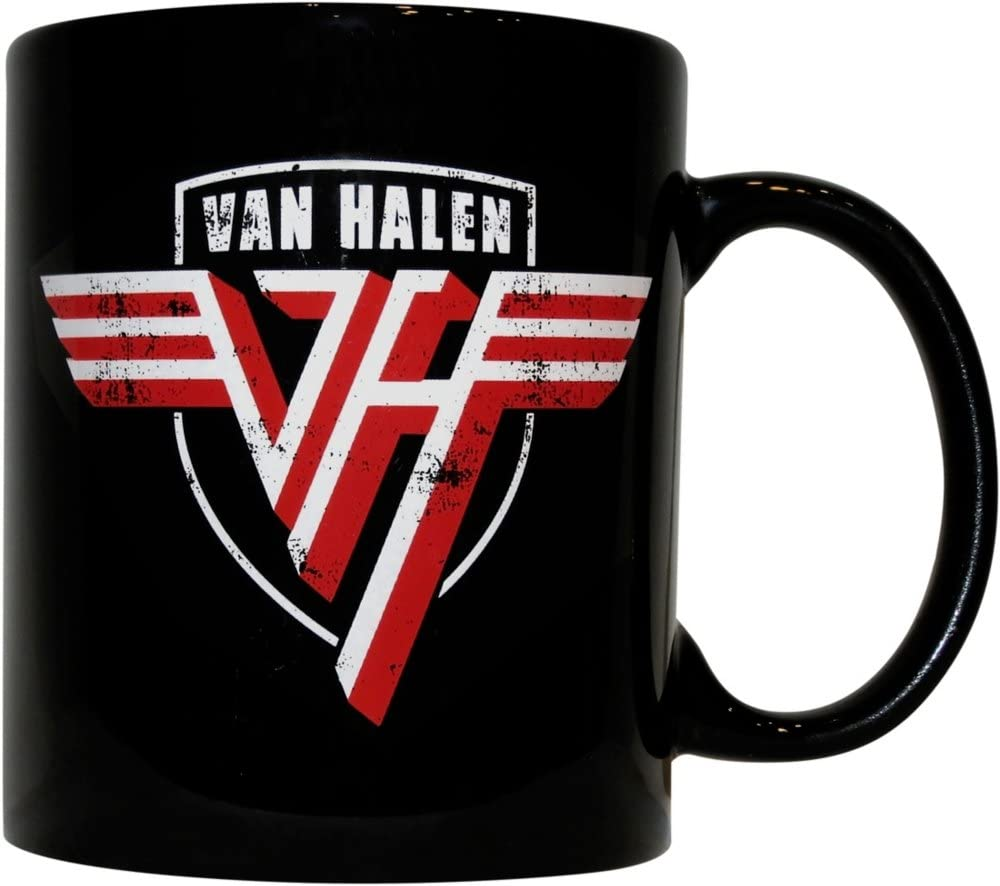 Eddie Van Halen Frankenstein Coffee Mug Ceramic Mug 11oz//15oz Cofee Mug