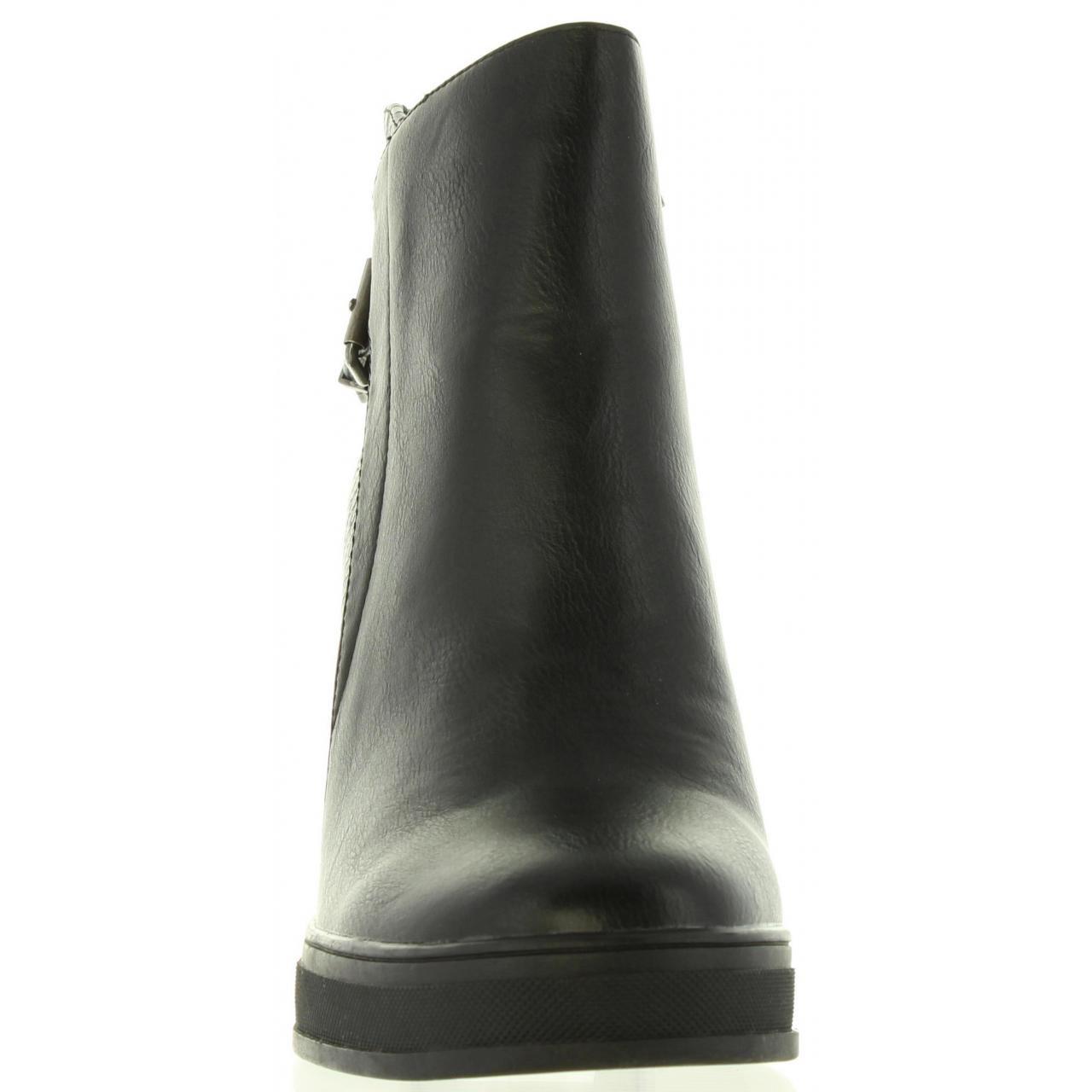 Botines de Mujer MARIA MARE 61398 C29397 NAPAL NEGRO Talla 41: Amazon.es: Zapatos y complementos