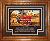 Farmall Model Super M-TA 1954 H Tractor Gift for Dad Farmall Pictures Wall Decor Art