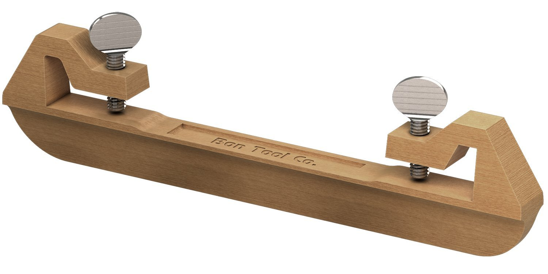 Bon 12-260 Bronze Groover Attachment with 1-Inch Bit Depth by BON