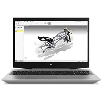 Workstation - Hp I7-8750h 2.20ghz 16gb 250gb Ssd Quadro P600 Windows 10 Zbook 15