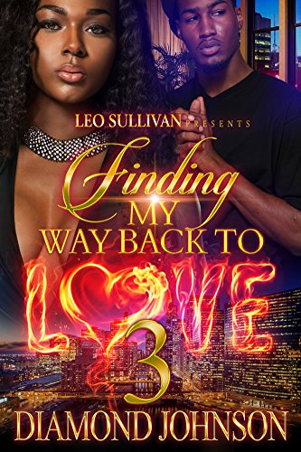 Finding My Way Back to Love 3 cover