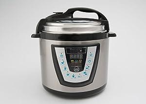Pressure Pro-Pressure Cooker- 10qt