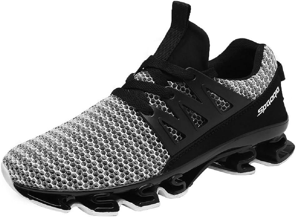 NEOKER Zapatillas Running Hombre Sneakers Calzado Deportivo Verano ...
