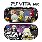 Decorative Video Game Skin Decal Cover Sticker for Sony PlayStation PS Vita (PCH-1000) - Persona Q Shadow of Labyrinth