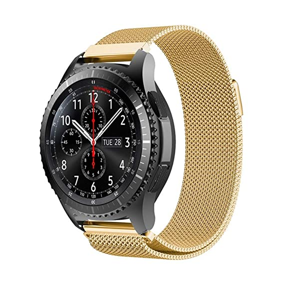 Amazon.com: Compatible with LG Watch W7/Galaxy Watch 46mm ...