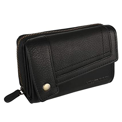 Hill Burry Piel Genuina XXL Billetera | Noble Cartera Unisex ...