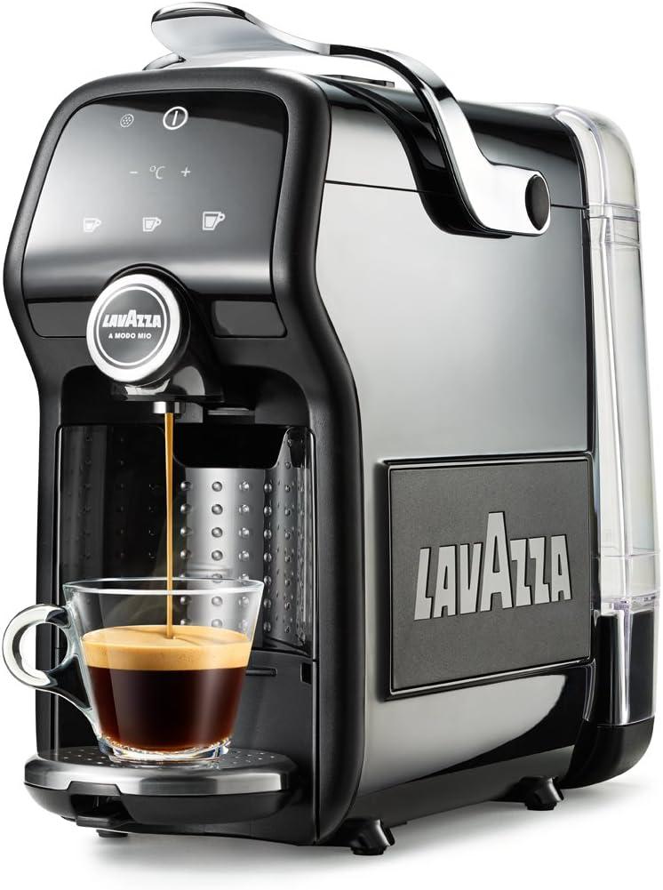 Lavazza Magia- Cafetera de cápsulas, 0,85 l, color negro: Amazon ...