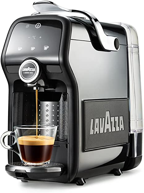 Lavazza Magia- Cafetera de cápsulas, 0,85 l, color negro: Amazon ...
