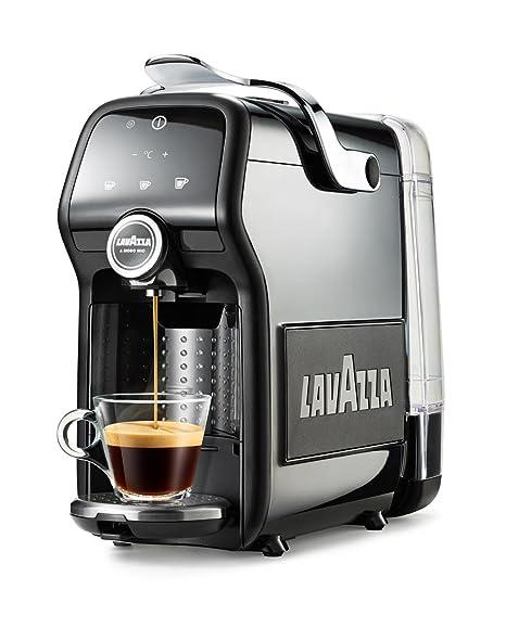 Lavazza Magia- Cafetera de cápsulas, 0,85 l, color negro