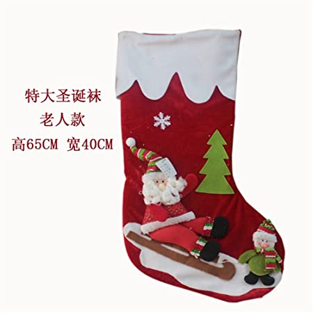 funny christmas series decoration novelty soft toys giftschristmas stockings extra large christmas stockings gift - Funny Christmas Stockings