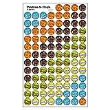Trend Enterprises Inc. Palabras de Elogio (SP) superSpots Stickers, 800 ct