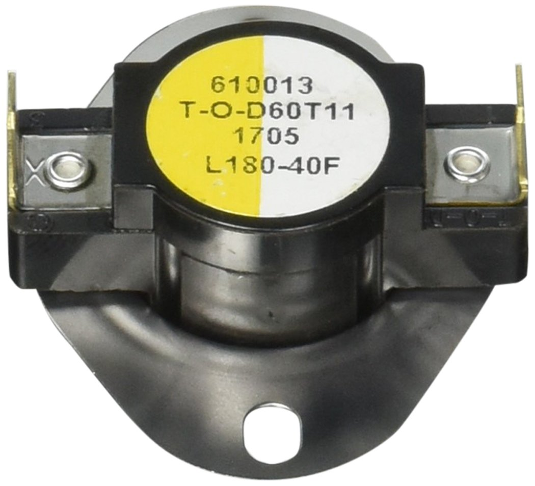 Emerson 3L01-180 Snap Disc Limit Control