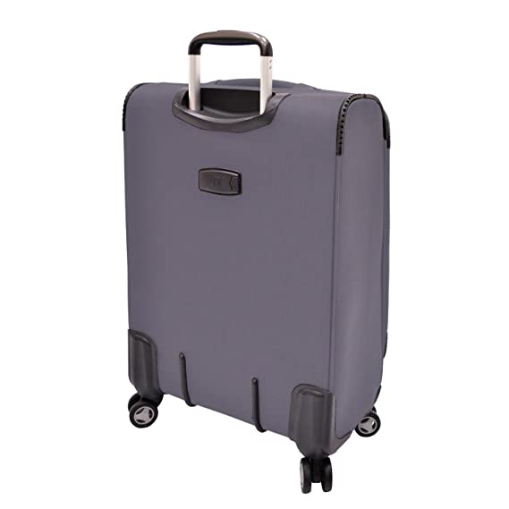 Amazon.com | Travelers Choice Cornwall Lightweight Expandable Upright Spinner Luggage | Luggage