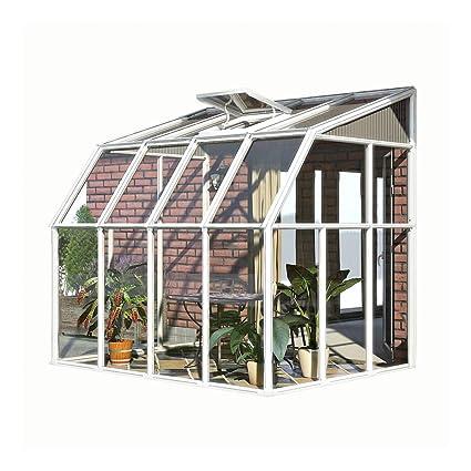 Amazon.com: Rion Sun Room 2 Invernadero: Jardín y Exteriores
