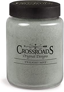 product image for Crossroads Twilight Mist Jar Candle 26oz