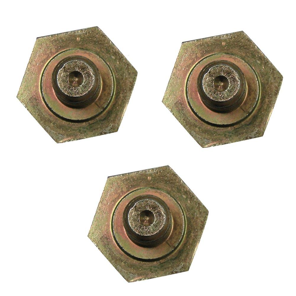 Amazon.com: Tornillos de K5651 – 34372 (3) – Cuchilla para ...