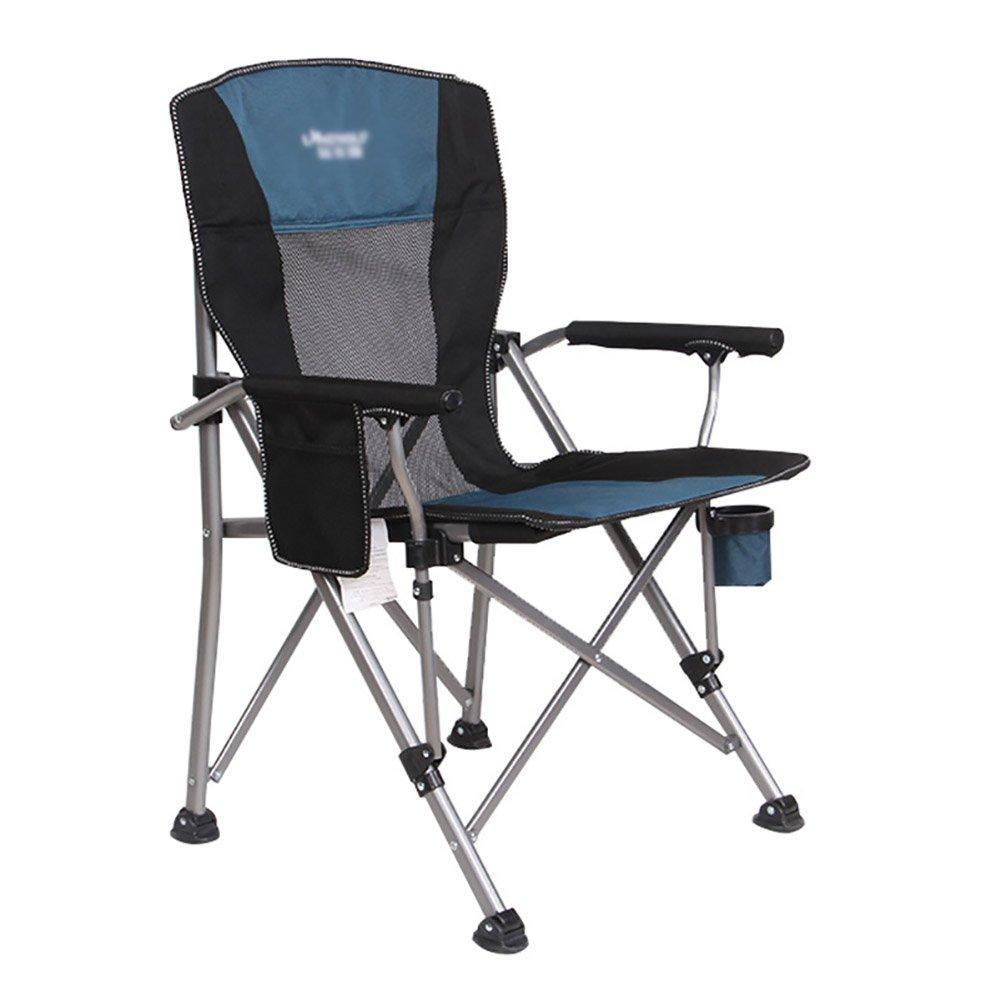 格安 Recliners 釣り用椅子 B07DV8QMN1 アウトドア折りたたみ椅子 ポータブルビーチチェア 釣り用椅子 レジャーチェア テーブル ブルー テーブル B07DV8QMN1, ビジョンダイレクト:422489ff --- gfarquitetura.com