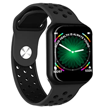 jpantech Smartwatch, Impermeable Reloj Inteligente Hombre Mujer, Pulsera Actividad Inteligente Reloj Deportivo Reloj Fitness con Pantalla Táctil ...