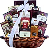 Great Arrivals Thank You Chocolate Gift Basket, Chocolate Madness