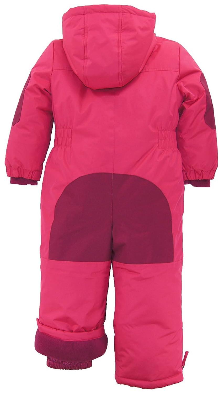 3f533c3c8 Amazon.com  Pink Platinum Little Girls Snowsuit 1-Piece Winter ...