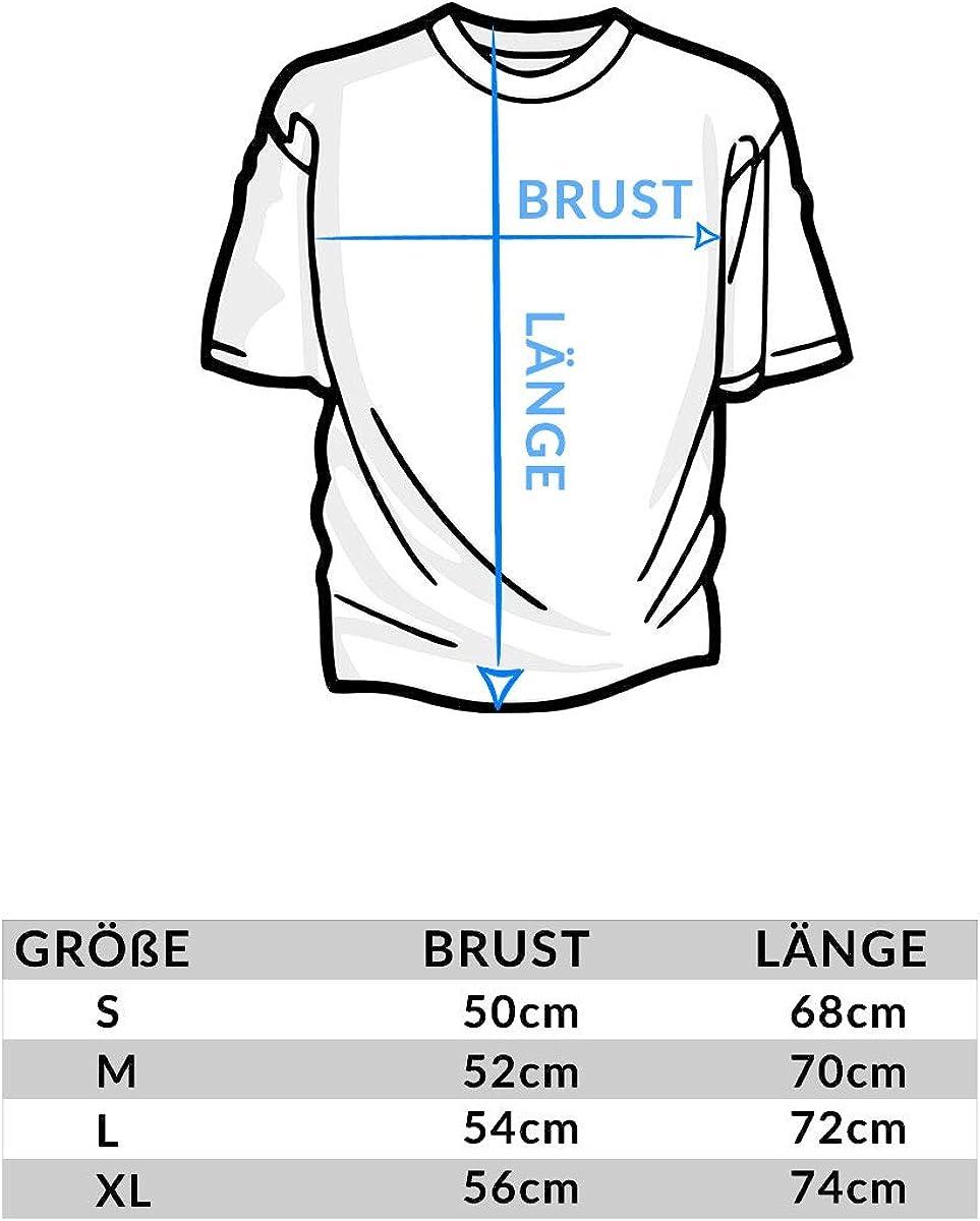 Rundhals Comedy Shirts Apr/és Ski Team 100/% Baumwolle Kurzarm Top Basic Print-Shirt Damen T-Shirt ISCHGL V2