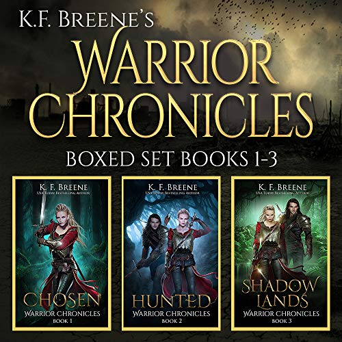 Warrior Chronicles Boxed Set (Books 1-3)