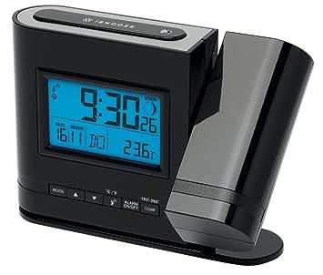 MEDION 51425 – Radio Reloj (md13331) LC Pantalla con retroiluminación Azul, Sensor de