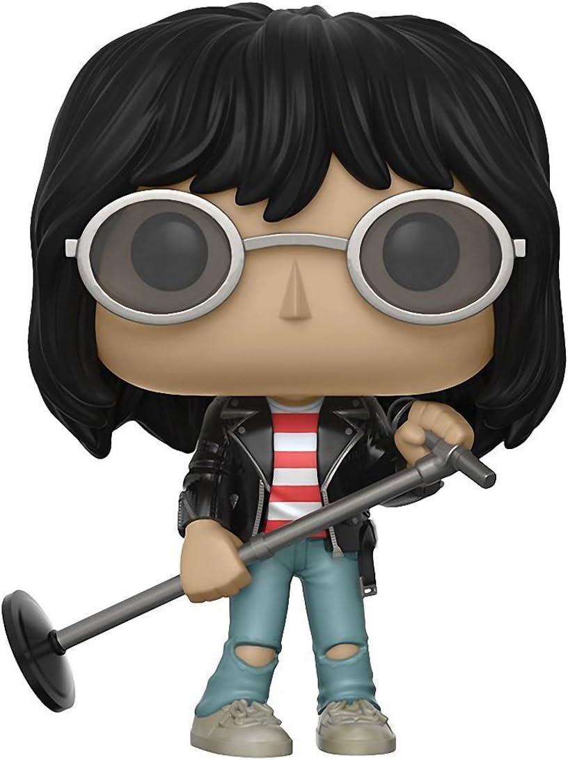 Funko- Joey Ramone Figura de Vinilo, seria Rocks, Color Standard (14350)