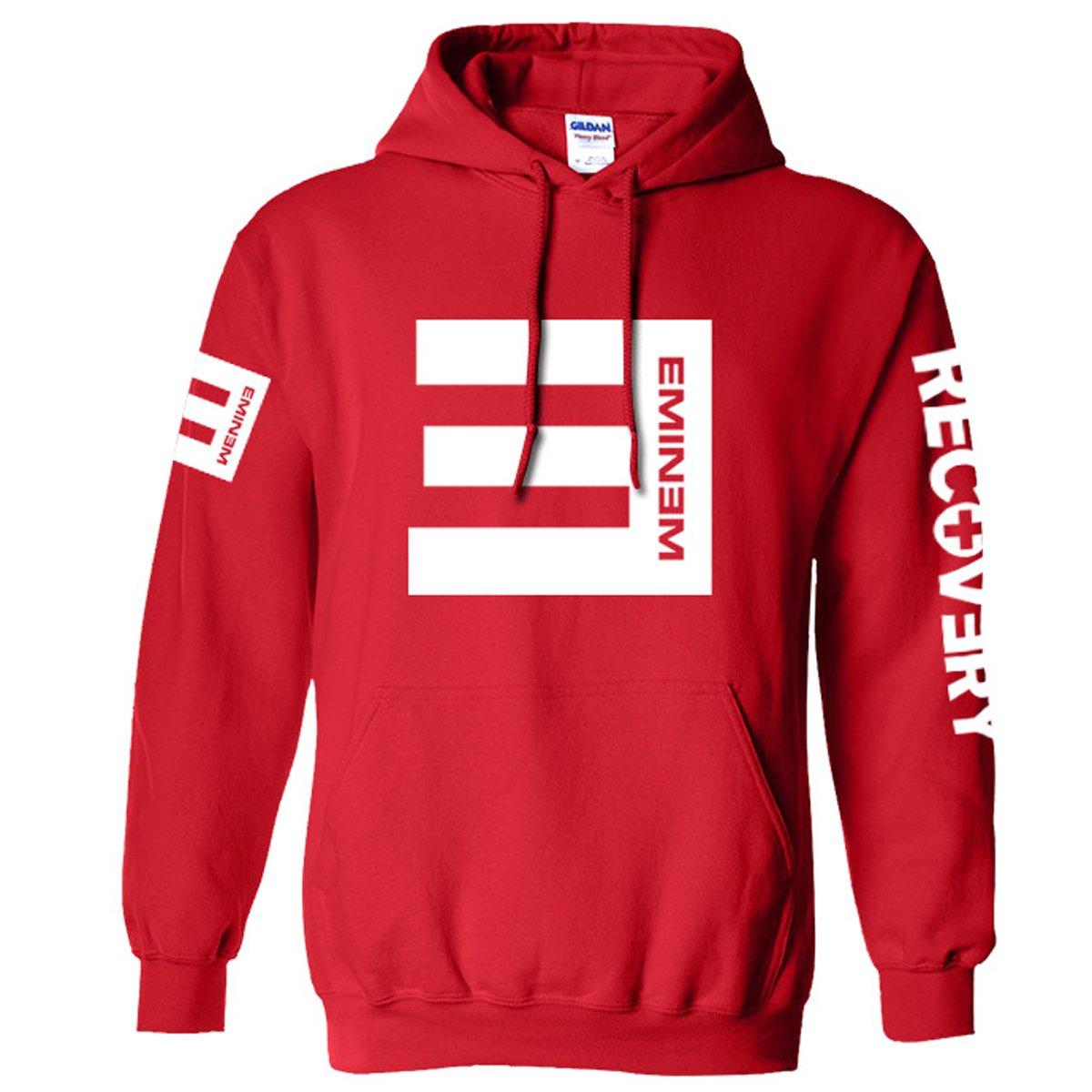 Nedal Unisex Hoodie Rap Jacket Fleece Hip Coat Adult Hop Sweatshirt Front Pocket HD-1112