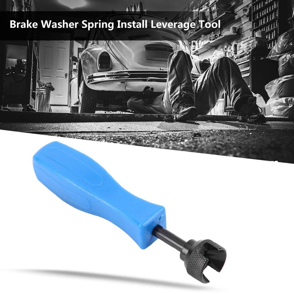Spring Compressor Leverage Tool Drum Brake Hold-Down Washer Spring Compressor Remove Install Leverage Tool