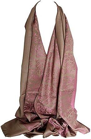 effetto cashmere stola stampa su entrambi i lati scialle Sciarpa stile pashmina