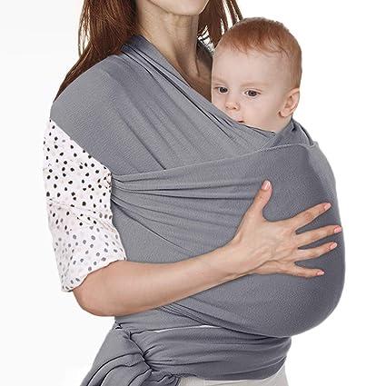 comprare nuovo vendita economica bene fuori x Lictin Fascia Porta Bambino - Fascia Porta Bebè Elastica, Baby ...