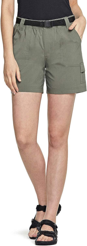 Outdoor Apparel CQR Womens Hiking Shorts UPF 50+ UV//SPF Stretch Camping Shorts Quick Dry Lightweight Travel Shorts