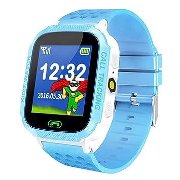 ZHOUXING W16 Smartwatch Niños Teléfono Reloj Inteligente ...