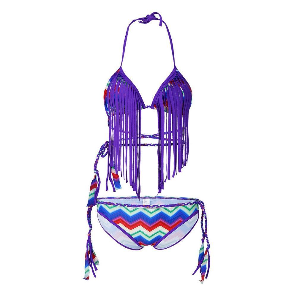 Thenxin Bikini Set Bandage Solid Brazilian Swimwear Two Pieces Swimsuit Padded Thong Bathing Suits