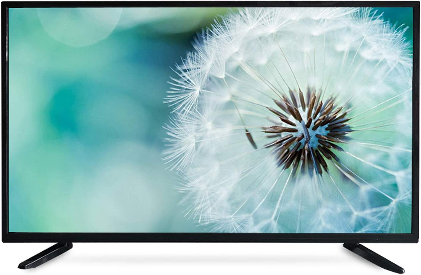 YILANJUN TV Televisor Televisión Smart de 19/32/42/46/55/60 Pulgadas WiFi LCD de Alta Definición, Diseño Integrado, USB, Interacción Multipantalla