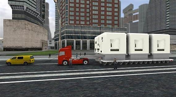 convois exceptionnels et poids lourds simulator 3