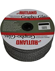 Rutland Products 726 Rope Grapho Glas Gasket Spool, 25-Feetx1-Inch