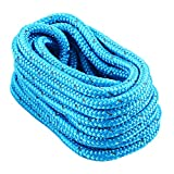 Amarine Made 5/8 Inch 25 FT Reflective Double Braid